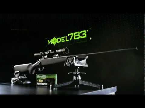 Remington Model 783 TV Commercial