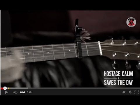 Hostage Calm & Saves The Day - Heaven Knows I'm Miserable Now (Smiths Cover)