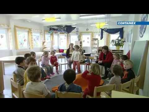 CONTAINEX Kindergarten and Schools