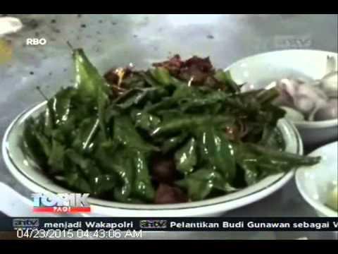 [ANTV] TOPIK Kuliner, Lezatnya Ayam Tangkap Aceh Royek