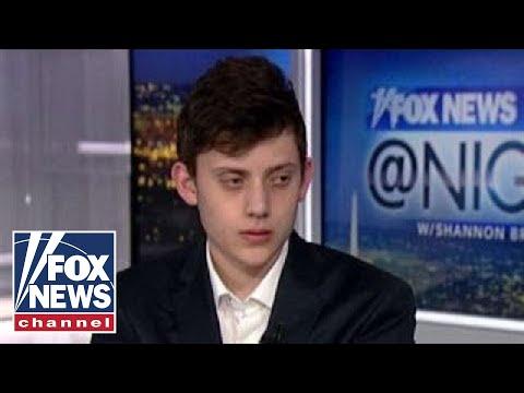 Parkland student talks lobbying in DC for school safety bill