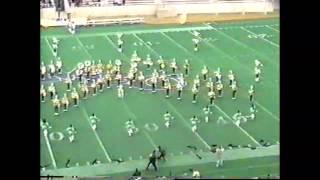 Kentucky State Halftime vs. MBC 1997