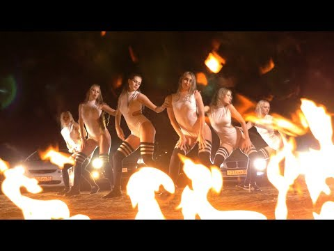 Stephen Crossfire - Twerk Fire Dance Video   Choreo Southindica