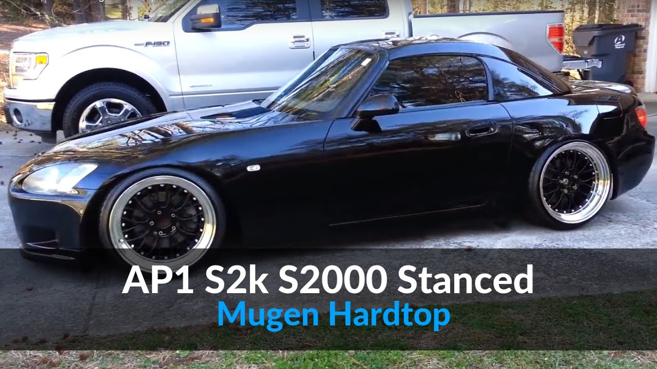 Spoon S2000 Wallpaper Black Ap1 S2000 Mugen Hardtop