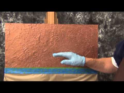 Sculpt Nouveau Copper Sculpt Nouveau Texture