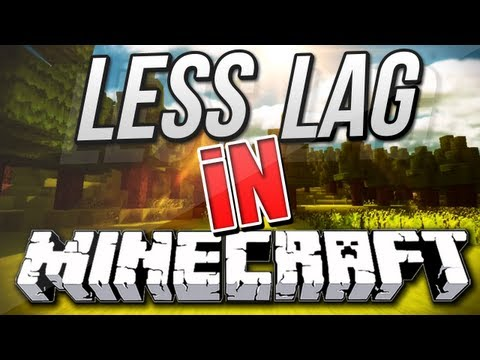 How to make Minecraft run FASTER ft. NoahCraftFTW