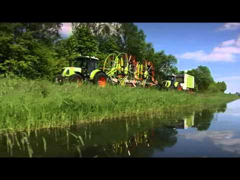 CLAAS Forage Harvesting Machinery / 2010