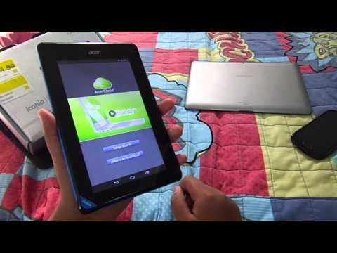 [Review] Tablet Acer Iconia B1 (Español)