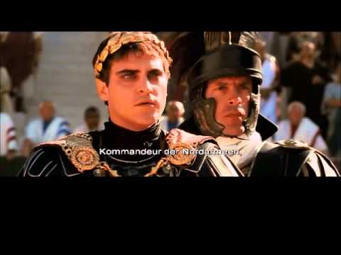 Gladiator Best Scene in Movie (English)