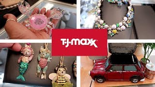 TJMAXX SHOPPING!!!! JEWELRY & MORE