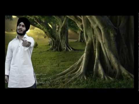 Jujhar Singh--mera Peer Jaane Meri Peerh O Jaane Na....by Master Saleem. video