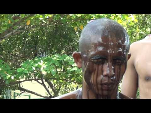 Tradisi UNIK kelulusan penerbng TNI AD