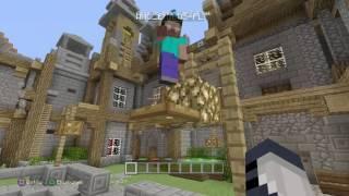 Minecraft Ps4 Mini gry #1 /w Emilos