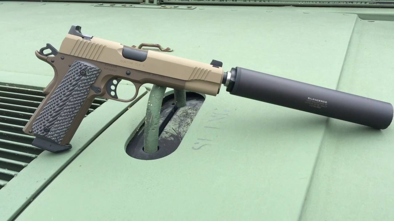 How to Make a Suppressor recommendations