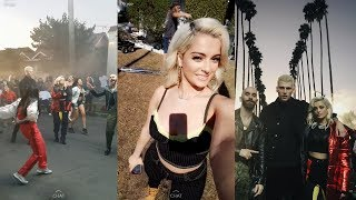 Download Lagu Bebe Rexha | Snapchat Story | 4 November 2017 w/ Machine Gun Kelly Gratis STAFABAND