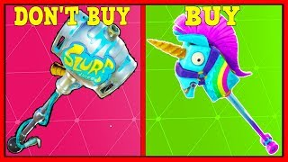 EVERY EPIC PICKAXE (Buy Or Don't Buy?) | Fortnite Battle Royale!