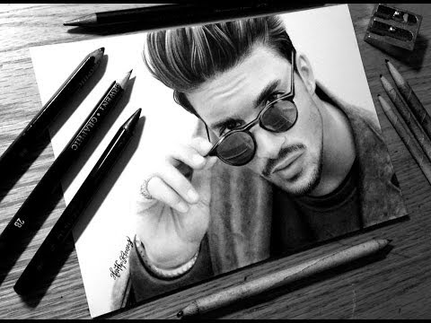 Drawing Mariano Di Vaio