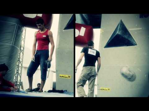 European 2010 climbing and bouldering championship report