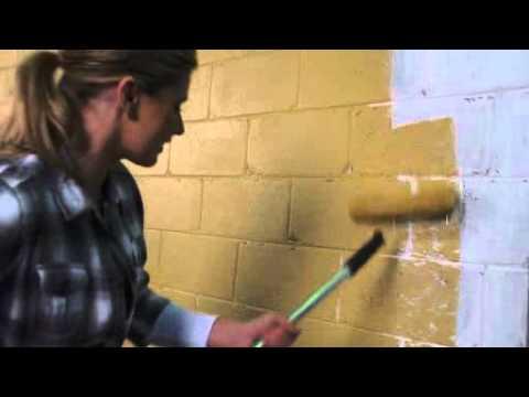 Gloss Masonry Paint