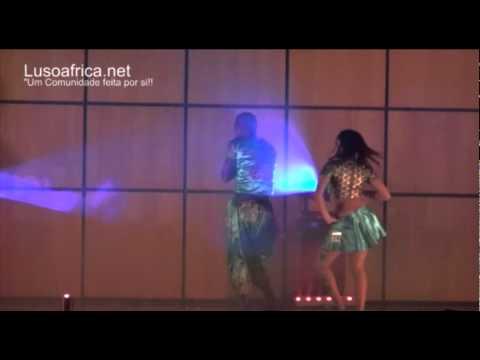 2º Par Vencedor Concurso Kizomba Africa A Dançar 2011 video