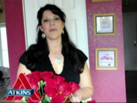 Atkins Weight Loss Program Testimonial - Monica- Week 12