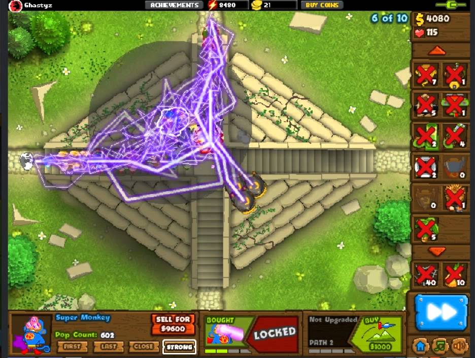 Bloons Monkey City Special Mission Quot Consecrated Ground