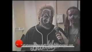 Watch Insane Clown Posse Interview video