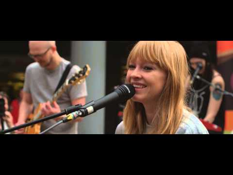 Lucy Rose - Bikes @Central Station Antwerp