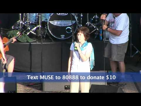Aileen Miyoko Smith at MUSE Concert