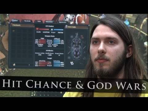 BTS 50 Hit Chance & God Wars Updates
