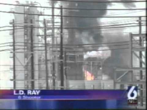 2007 Port Arthur refinery explosion and fire