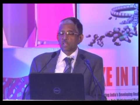 Padma Shri Dr. V. Mohan at 7th Annual Pharmaceutical Leadership Summit 2014