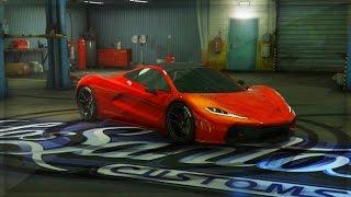 BEST CAR IN GTA 5 ONLINE!? Maybe not Fastest on Last gen...