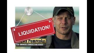 Bering Sea Gold - Pomrenke Liquidation Sale !