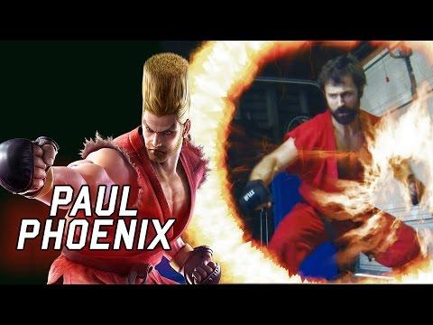 Real Life Tekken - PAUL's Judo and Kickboxing [Eric Jacobus]