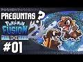 ¿ FUSIONES DE MEGAEVOLUCIONES ? ¿ HABRA POKEMON FUSION 3 ? - Pokemon Fusion 2 Preguntas!