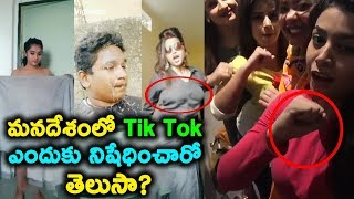 Why Tiktok Banned In India || T Talks