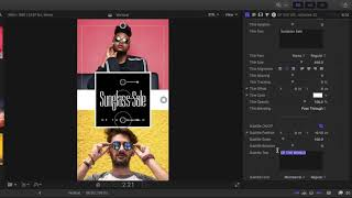 mStories FCPX Tutorial - Learn how to use social stories plugin for Final Cut Pro X - MotionVFX