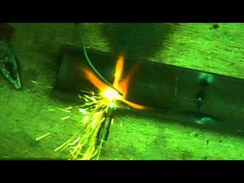 Как варить газом - видео