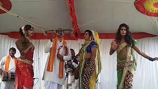 Khadi gammat khada tamasha शाहीर अंबादास नागदेवे विरुद्ध राजहंस देवगडे लोकसंगीत लोकनाट्य लोककला
