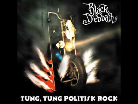 Black Debbath - Tung, Tung Politisk Rock - 08 - Er Fenomenet Bokskred Med På å...