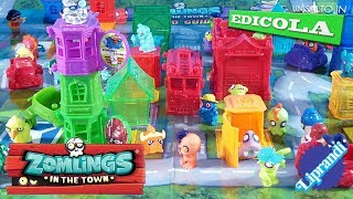 MAGIC BOX TOYS - ZOMLINGS LA NOSTRA CITTA