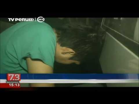 Jockey Plaza: universitarios atraparon sujeto que robó un celular