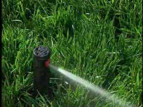 how to adjust sprinkler head arc hunter pgp jb irrigation how to save money and do it. Black Bedroom Furniture Sets. Home Design Ideas
