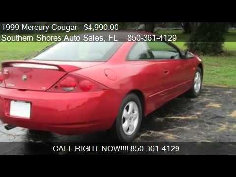 1999 Mercury Cougar  - for sale in Pensacola, FL 32505