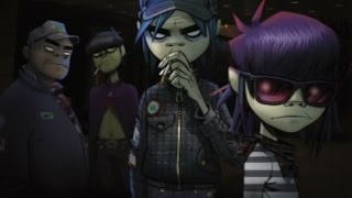Gorillaz ft Popcaan-Saturnz Barz#Review..[yeti boss tv]