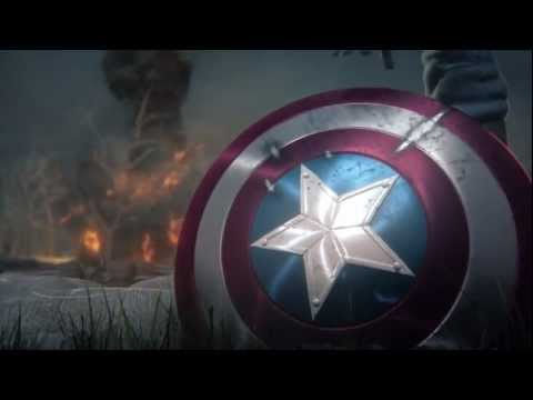 Captain America : Super Soldier - Trailer [LEGENDADO][HD] (JP Games)