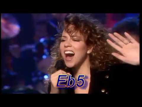 download lagu Mariah Carey's 5 Octave Vocal Range gratis