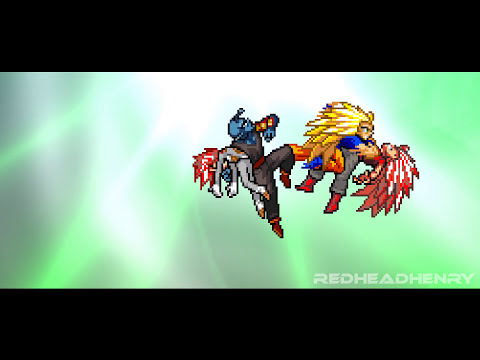 Goku vs. Evil Goku III