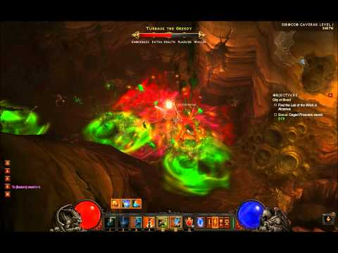 Diablo 3 - Dino's Tank Doctor Act 2 Farm Runs